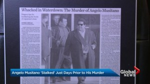 Hamilton police update investigation into murder of crime boss Angelo Musitano
