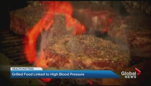 New study links too much BBQ and high blood pressure