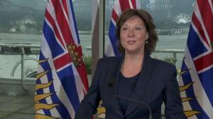 Presser: What did the B.C. election results tell Christy Clark?