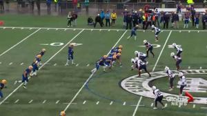 Ground game propels Saskatoon Hilltops