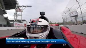 33rd annual Honda Indy roars into Toronto this weekend!