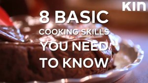 8 basic cooking skills you need to know