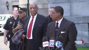 Bill Cosby's lawyer 'very disappointed' by guilty verdict