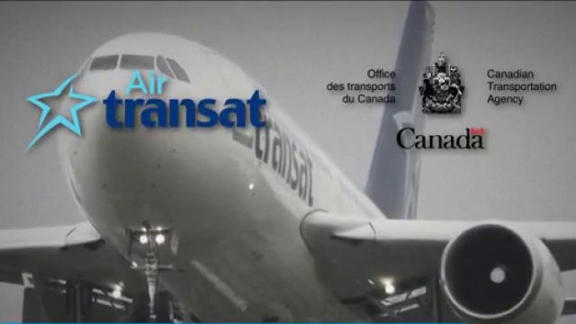 BC bride launches class-action against Air Transat for ruining wedding