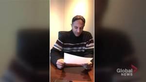 Anti-Muslim activist apologizes for hateful remarks toward GTA restauranteur
