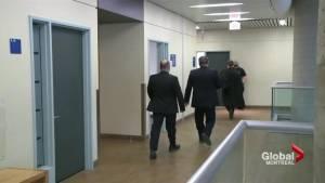 Alexandre Bissonnette back in court