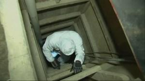 RAW: Mexican drug lord's 1.6 km prison escape route