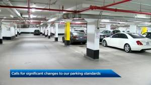 Calls for significant changes to our parking standards