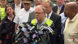 NTSB board member describes Amtrak train investigation process