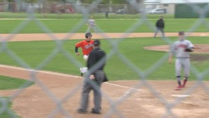 HIGHLIGHTS: Elmwood Giants vs Pembina Valley Orioles