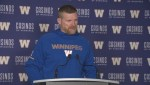 RAW: Blue Bombers Mike O'Shea Media Briefing – July 25