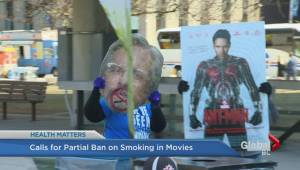 Smoking ban in films