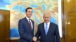 Trump's son-in-law Kushner meets Netanyahu in Jerusalem