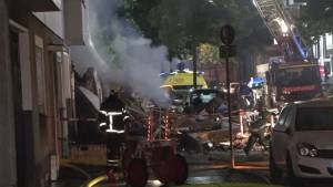 25 injured, 4 severely after apartment explosion in Germany