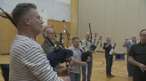 VPD Pipe Band to perform in India for the first time