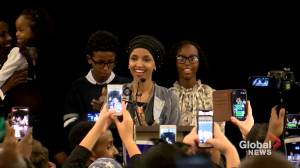 Midterm Elections: Ilhan Omar becomes first Somali-American elected to Congress.