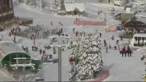 Expansion battle at Sunshine Village