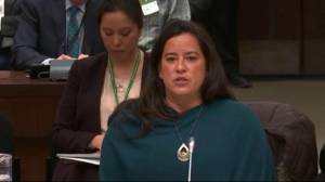 "Wilson-Raybould: I was pressured to ""help out"" in SNC case"