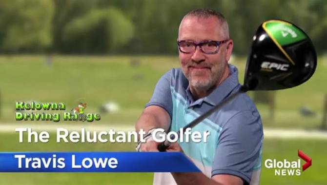 The Reluctant Golfer, Episode 7