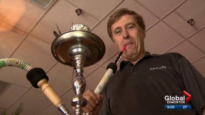 Shisha bars could be banned in Edmonton as early as July 2020