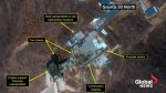 Satellite images show North Korea has restored part of rocket launch site