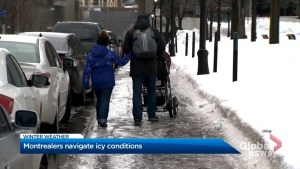 Montreal winter weather woes continue