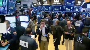 Global stock market has worst week in three months