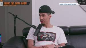 NBA star Danny Green shares story of visit to Vancouver
