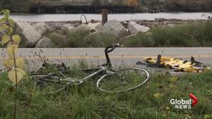 One dead after group of cyclists hit by vehicle in Richmond