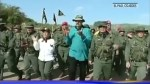 Maduro rallies military, says he trusts in their loyalty