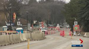 95 Avenue to be closed for 2019 Edmonton construction season