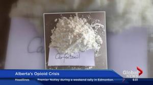 Alberta government announces plan to battle opioid crisis
