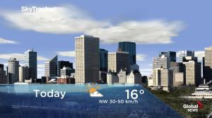 Edmonton early morning weather forecast: Tuesday, April 23, 2019