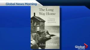 Author John DeMont takes The Long Way Home for his news book