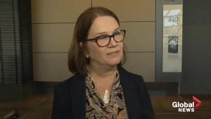 Jane Philpott mum on questions regarding SNC-Lavalin scandal just hours before her resignation