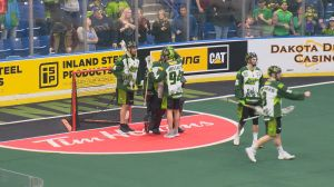 Jeff Shattler with a hat trick, Saskatchewan Rush beat Colorado Mammoth 9-7