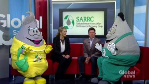 Oil recycling explained by SARRC