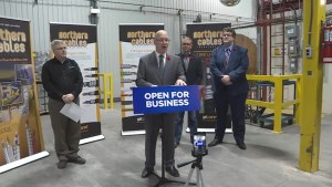 Making Ontario Open for Business