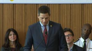 Winnipeg mayor gets emotional explaining progress of previous year