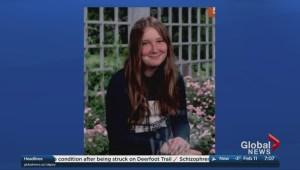 Red Deer RCMP looking for missing girl