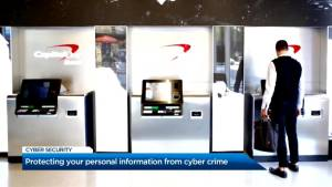 Protecting your personal information from cyber crime