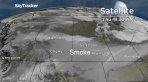 Saskatoon weather outlook: thick smoke sticks around for a while