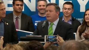 Kenney to sit in Alberta legislature when MLAs return in spring
