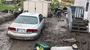 One person remains missing following Highway 99 mudslide