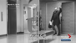 Prab Gill calls odd UCP video of him and NDP staffer an 'attempt to intimidate'