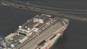 Lions Gate bridge limits Vancouver's cruise ship capacity
