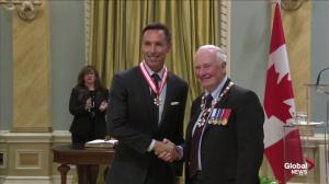 Former NBA star Steve Nash awarded Order of Canada