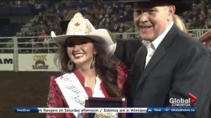 Miss Rodeo Canada 2018 named at CFR in Edmonton