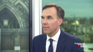 Ethics Commissioner`s recommendations were appropriate: Morneau