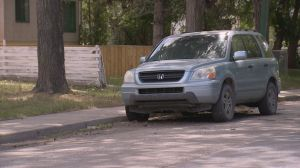 Honda and Acura models most commonly stolen vehicle in Regina